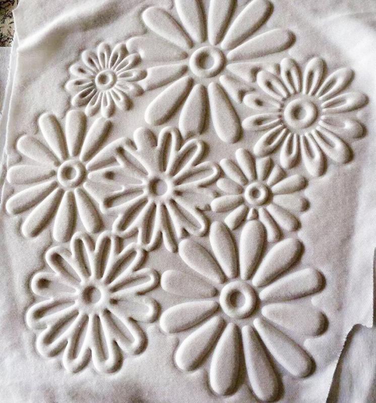 服装反面压花硅胶,印花硅胶,印花材料