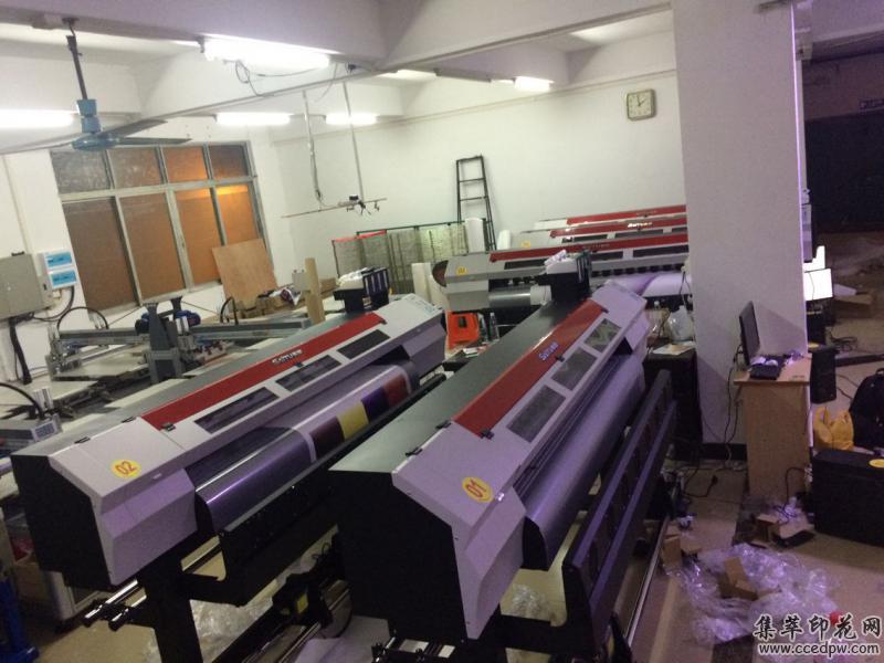 广州服饰/服装数码印花机专业数码印花设备方案供应商