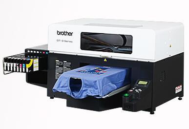BrotherGT-341兄弟服装数码打印机环保高效生产适合婴幼儿服装