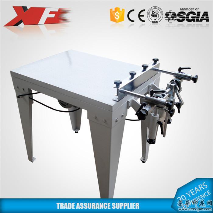 韓式吸氣手動絲網印刷機