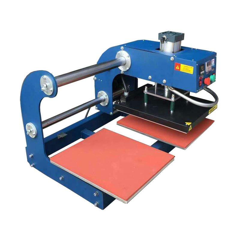 雙工位半自動印花機,燙畫,燙嘜