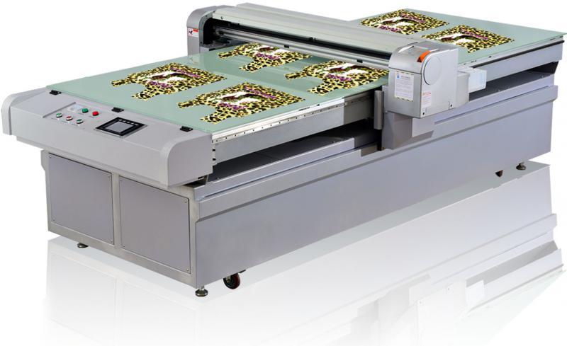 棉布直喷印花机数码直喷印花大幅面平板印花机