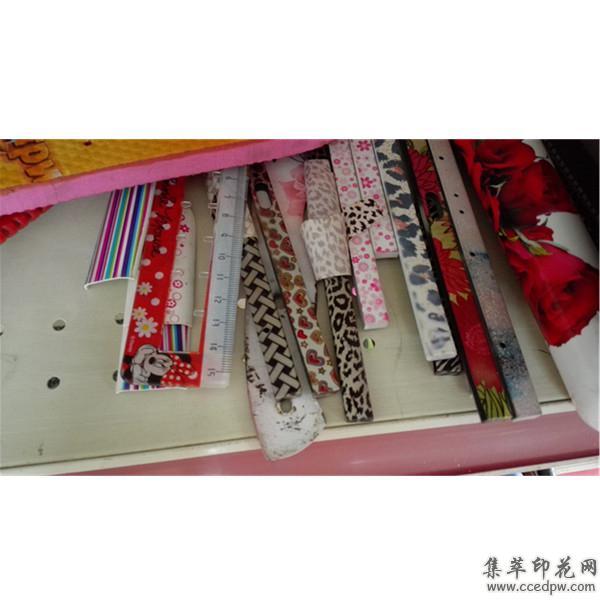铝管热转印纸,铝片烫画纸,浅色系印花纸