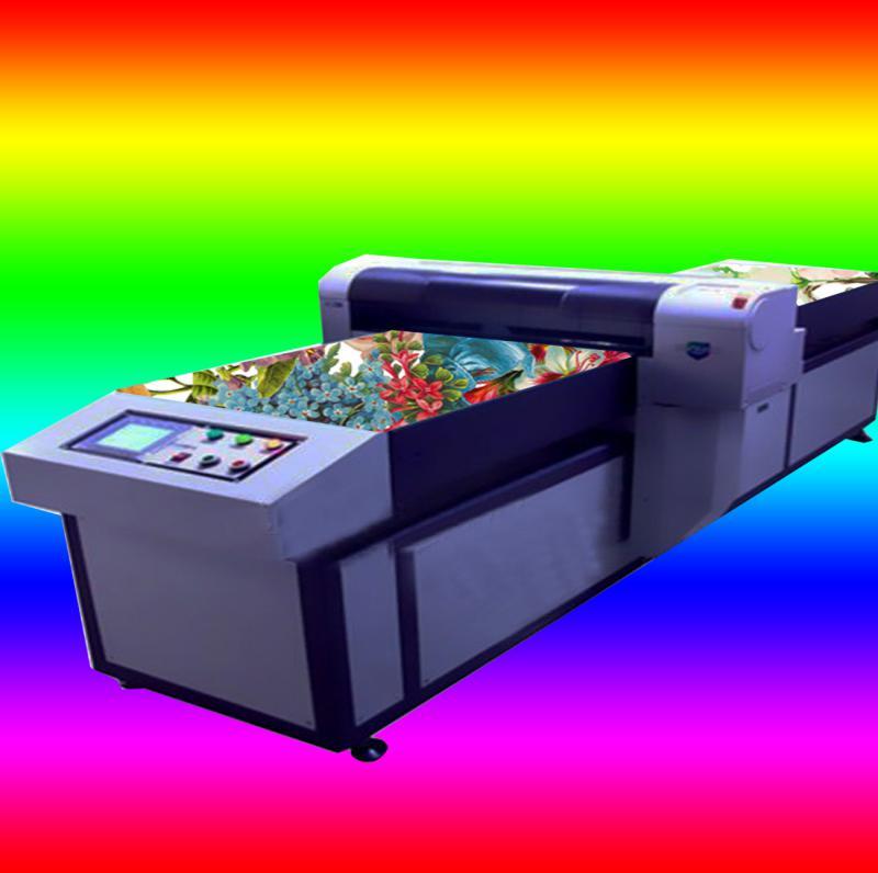 胜彩数码平板式办公用品万能UV打印机
