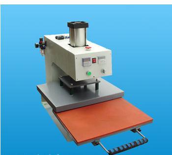 抽拉式氣動單工位燙畫機服裝熱轉印