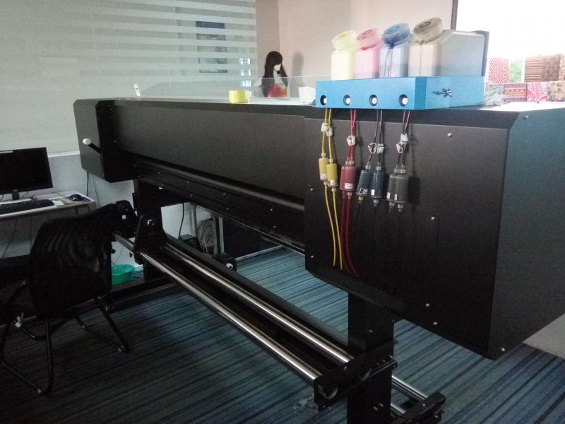 数码喷墨打印机热升华转印打纸机