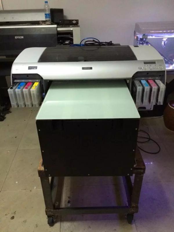epson4880万能平板打印机
