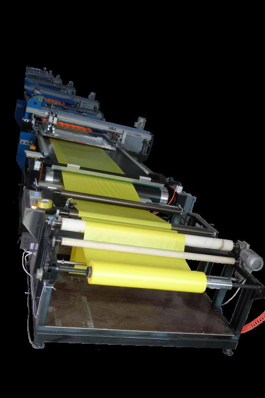 冠达全自动导带印花机八色可定制无纺布印花机丝印机