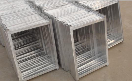 冠达丝印铝网框可定制丝网印刷设备