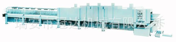 冠达叶片翻转式烘干机可定制丝网印刷设备