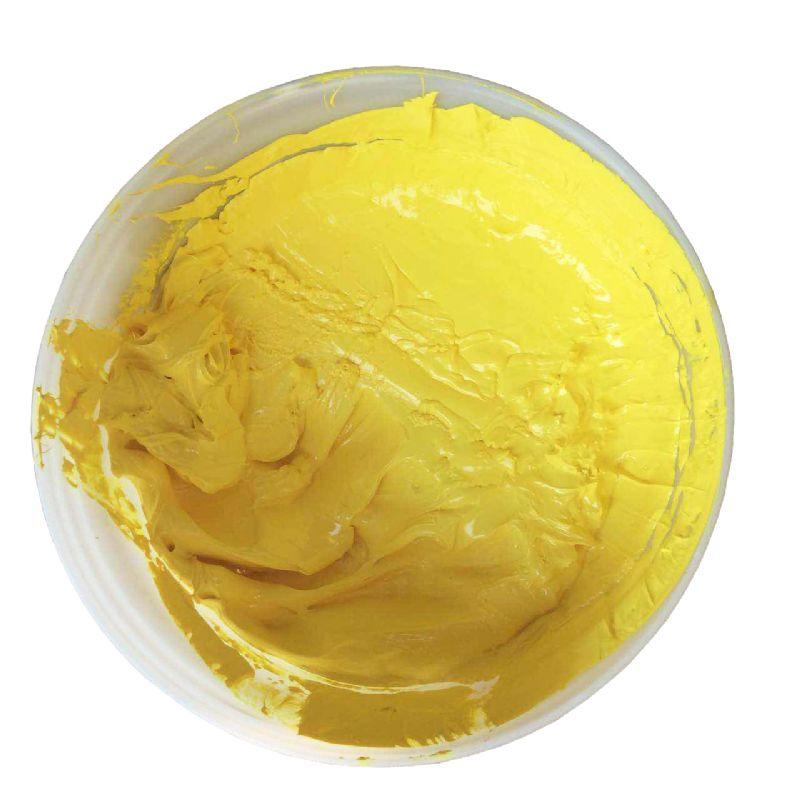 热固油墨黄