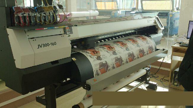 MIMAKIJV300数码印花机