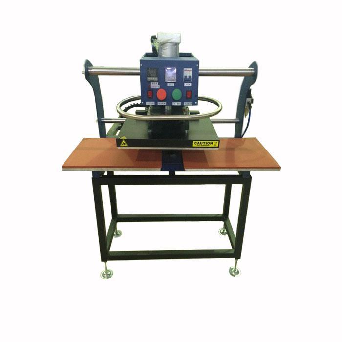 双工位上滑式印花机