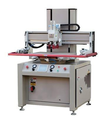 玻璃爱唯侦察1024机塑胶爱唯侦察1024机不锈钢板丝网印刷机