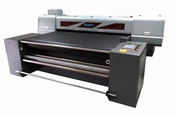 导带式多功能数码印花机,服装直喷系列