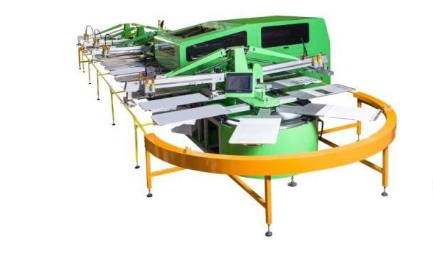FD6808椭圆机数码印花机