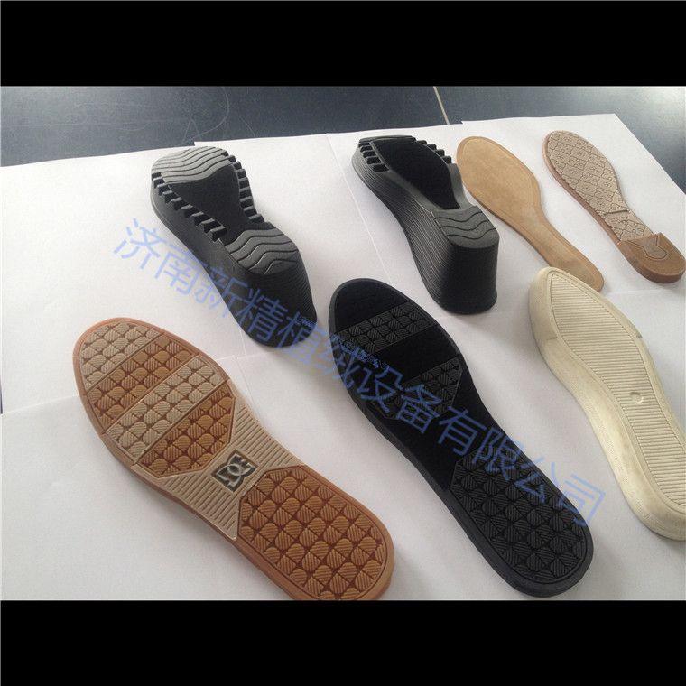 全自动植绒流水设备鞋材类自动植绒机