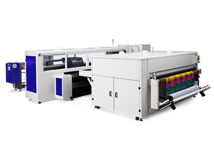 工业级高速数码纺织印花机HM1900-K8