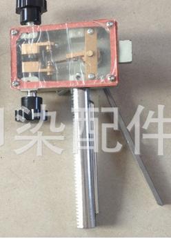 老款定型機拉幅機機械探邊器TM338正品優質銀觸點拉幅探邊開關印花機