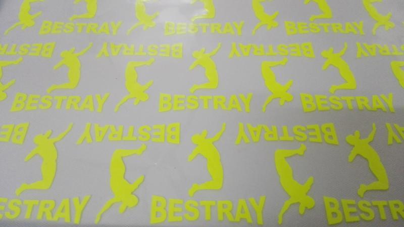 硅胶转印标加工