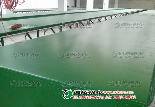中山绿色印花台皮涂塑布印花台皮胶批发ML2X3-1