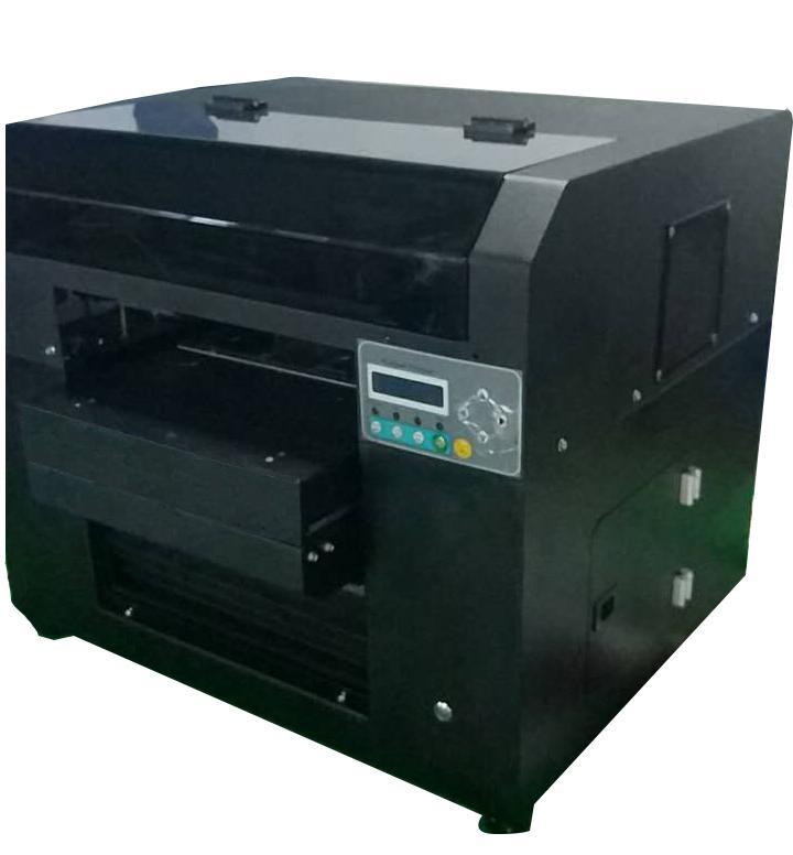 深圳市胜彩数码A3最小服装数码打印机纯棉T恤印花机