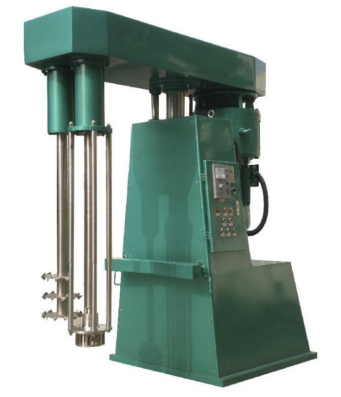 F2系列雙軸乳化精磨分散機