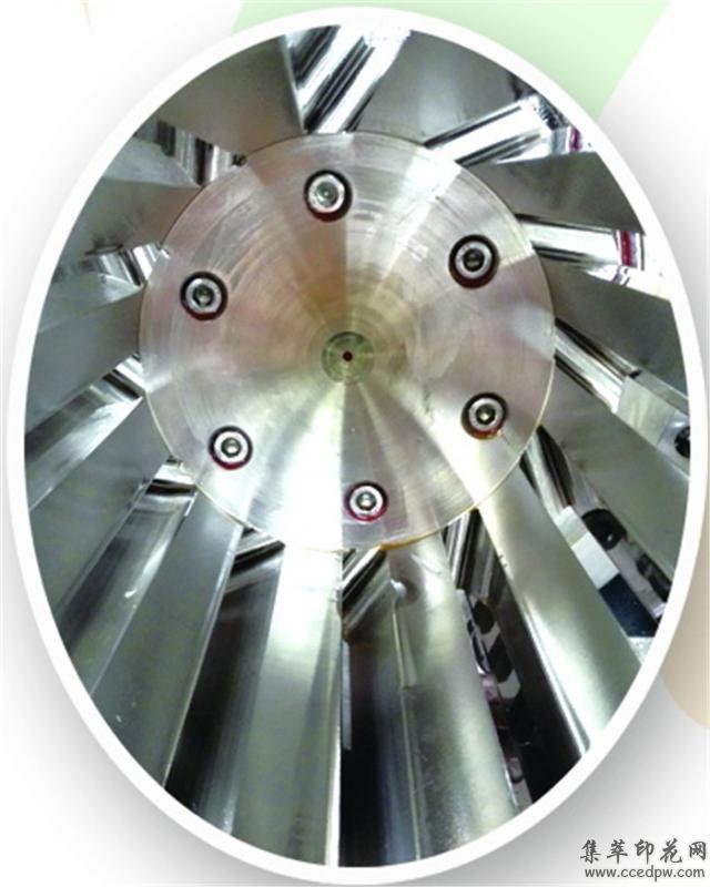纳米级卧式砂磨机内部结构图2