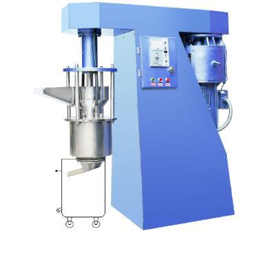 JF系列篮式精磨分散机(超高粘合物料专用型)