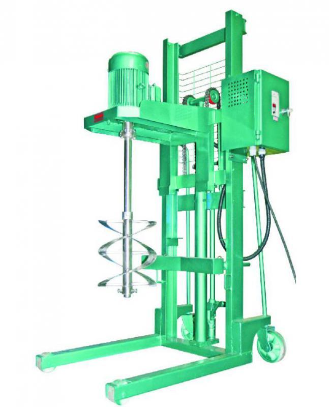 SD系列手動液壓分散機(普通變頻型)
