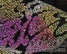 3D印花 粘珠片浆