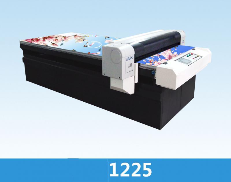 供应武藤1225万能平板打印机皮革服装打印机