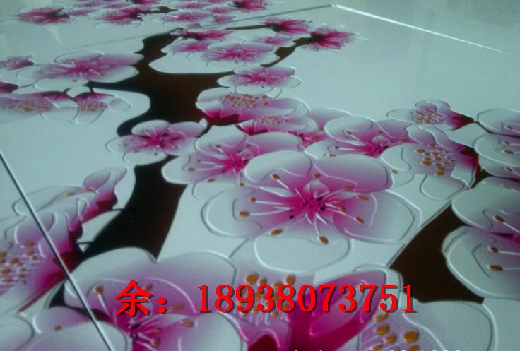 新添润大幅面平板uv彩印机PVC,大理石浮雕背景墙万能打印机多少钱