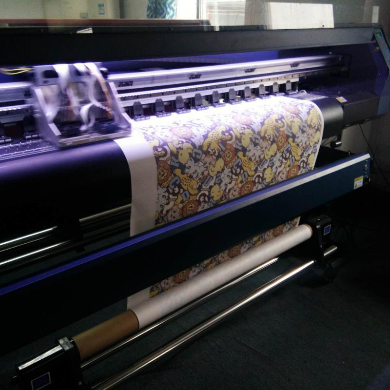 宽幅转移印花厂家木纹印花机热转移印花纸机