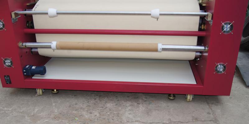 热升华印花zs-bb数码转印设备热升华印花机织带热转移印花机