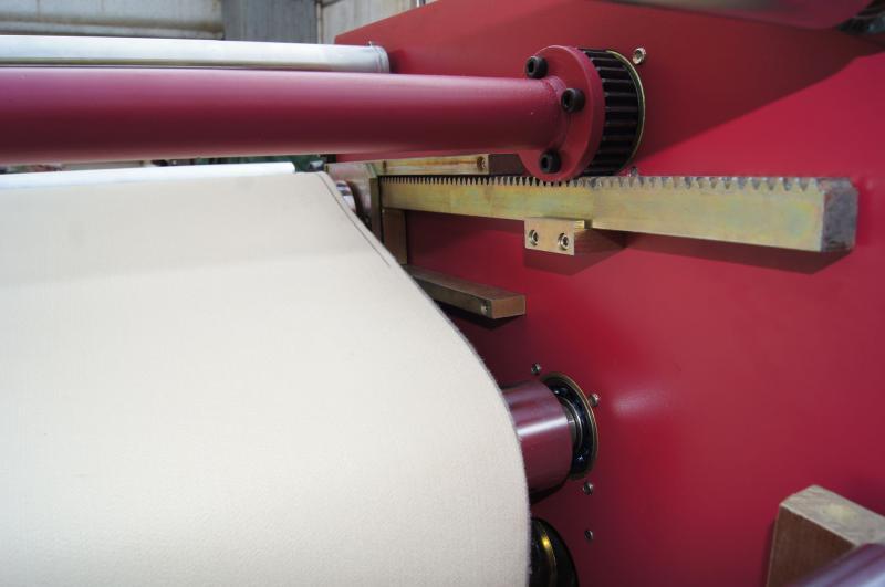 压光机zs-bb织带热转移印花机数码转印机裁片热升华转印机