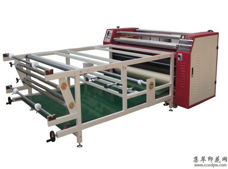 常州喷墨热升华转印纸热转移印花机数码转移印花机印花机的类型