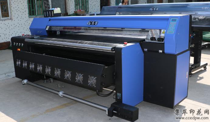 南京热升华直喷机热升华旗数码转印设备裁片热升华转印机