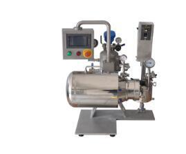 BYZr-1型实验室纳米陶瓷砂磨机