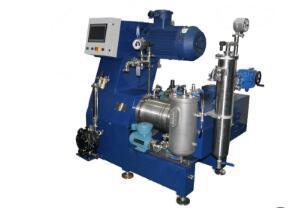 NMM-10离心分离式卧式纳米陶瓷砂磨机