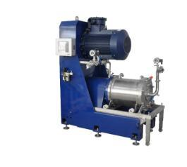 NMM-60滤网式式纳米陶瓷砂磨机