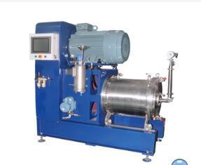 NMM-90型滤网式纳米砂磨机