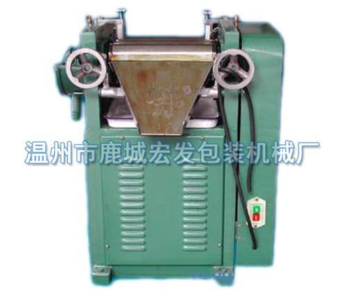 三辊研磨机70型实验小批量专业研磨