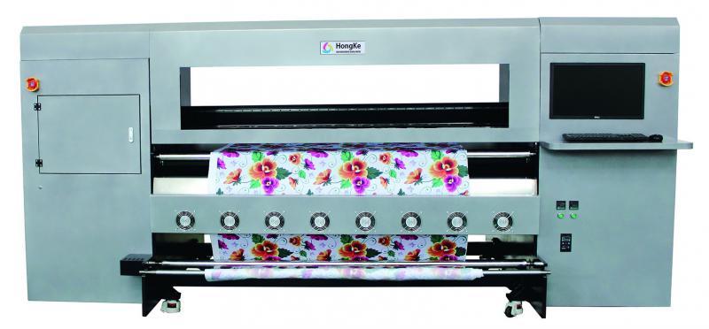 常州宏科数码印花机导带印花机DK-2000(八喷头)