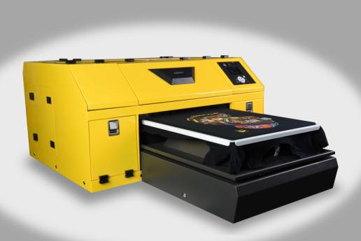 HFTX-F6000桌面型成衣数码印花机打版机,个性T恤印花机