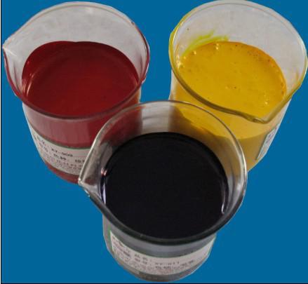 耐高温水性色种、色浆