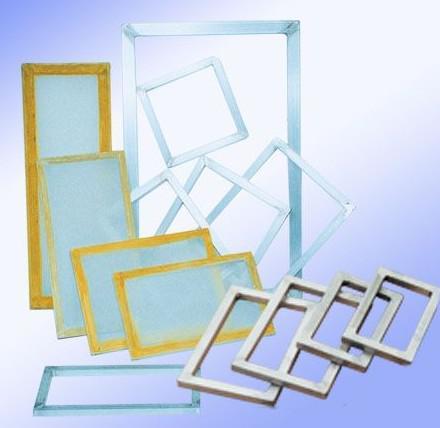 丝印铝框铝网框丝网印刷铝合金网框