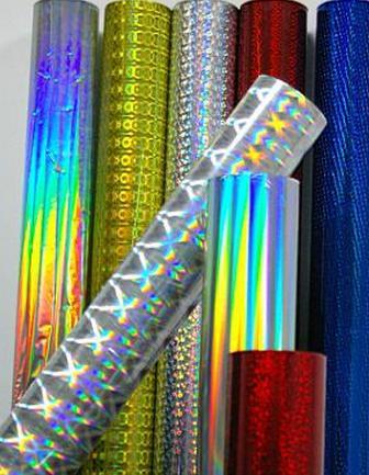 電化鋁,燙金紙,鐳射膜,冷燙膜,轉移膜,復合膜,拉絲膜