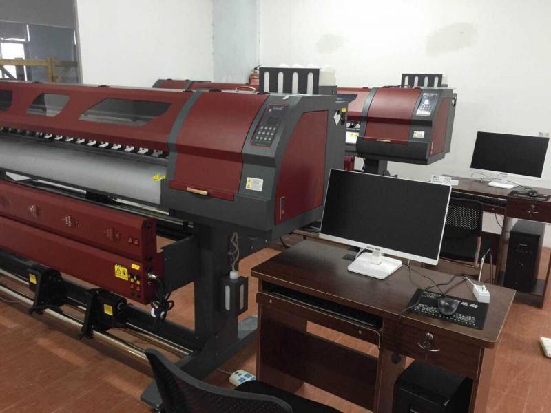 温州运动服高品质数码打印机