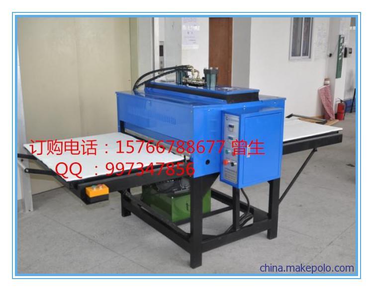 液壓雙工位升華轉印機100120油壓雙工位服裝燙畫機100120